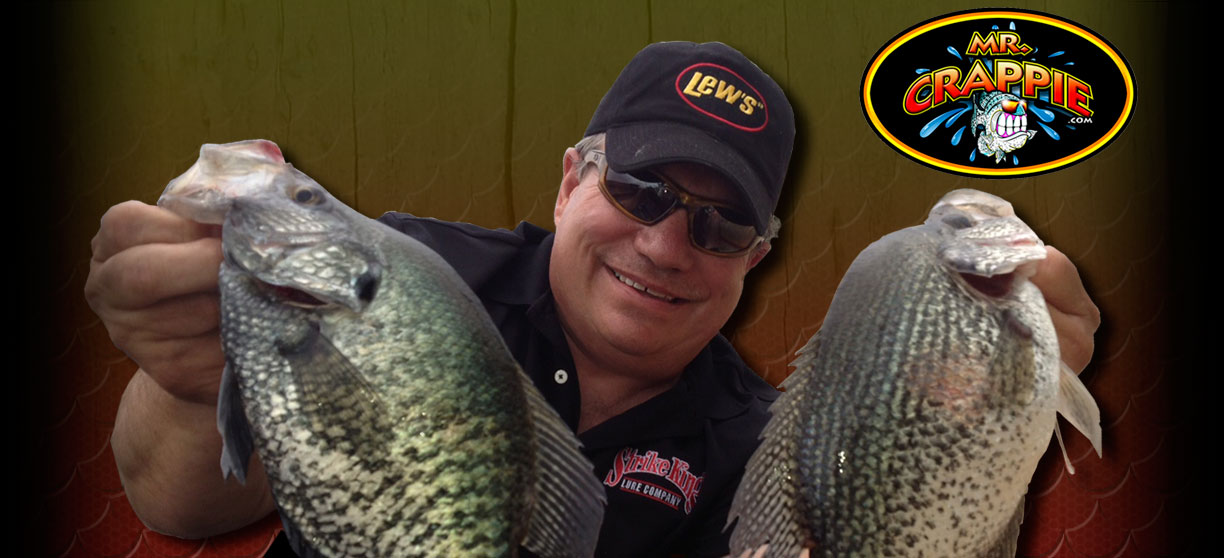 Mr  Crappie® Wally Marshall™