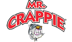 Image result for mr. crappie logo